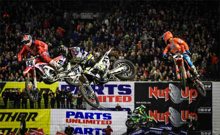 Monster Energy Supercross 2021 Live Stream – Expert's Opinion