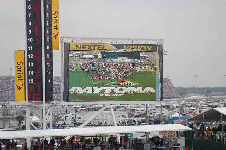 Where can I Watch Daytona 500 Live?
