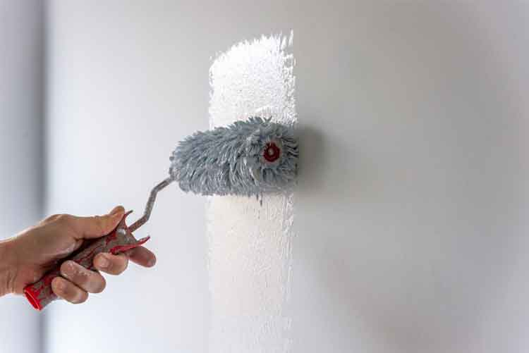 The Use of White Paint for Your Home
