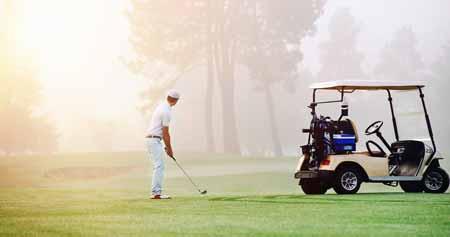 Eligibility Criteria to Enter the Torrey Pines Golf Course